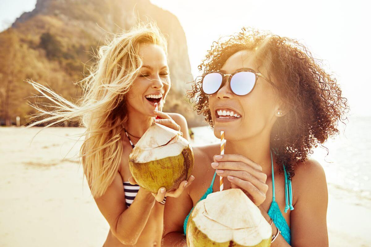 пляжная диета