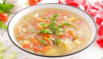 Канадская диета на супе для похудения на 5 кг за 1 неделю
