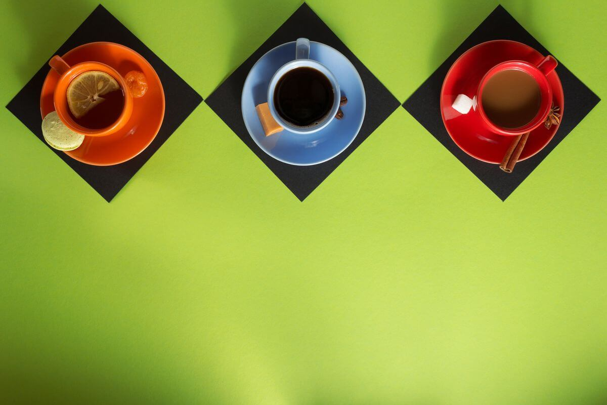 как цвет влияет на аппетит