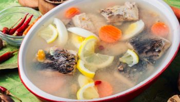 Вкусная заливная рыба без желатина: всего 46 ккал на 100 г