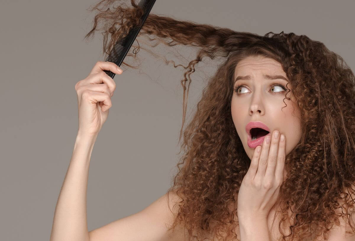что скажут волосы о питании