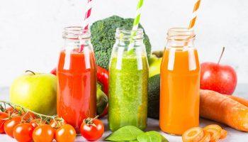 Разгрузка на овощах: 8 вариантов на любой вкус