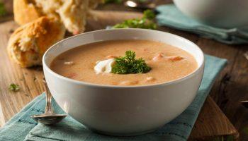 суп с кальмарами рецепт
