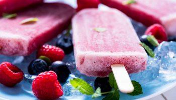 Домашний фруктовый лед