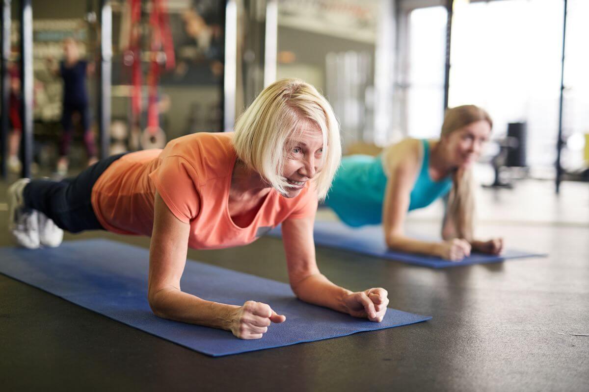 как сохранить мышцы после