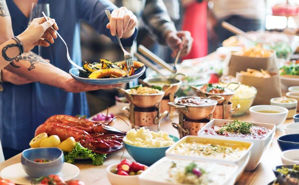 шведский стол диета