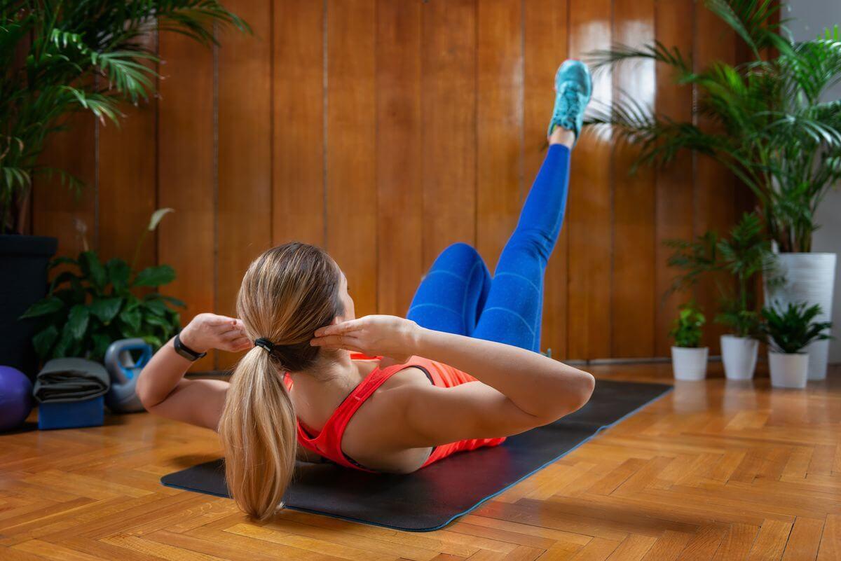 круговая тренировка дома для похудения