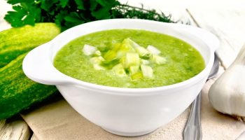 Диета на огуречном супе: уходит до 8 кг за неделю