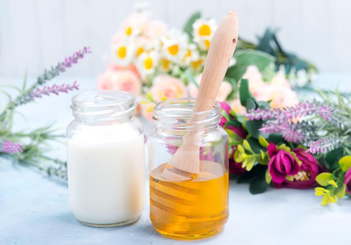 медово молочная диета