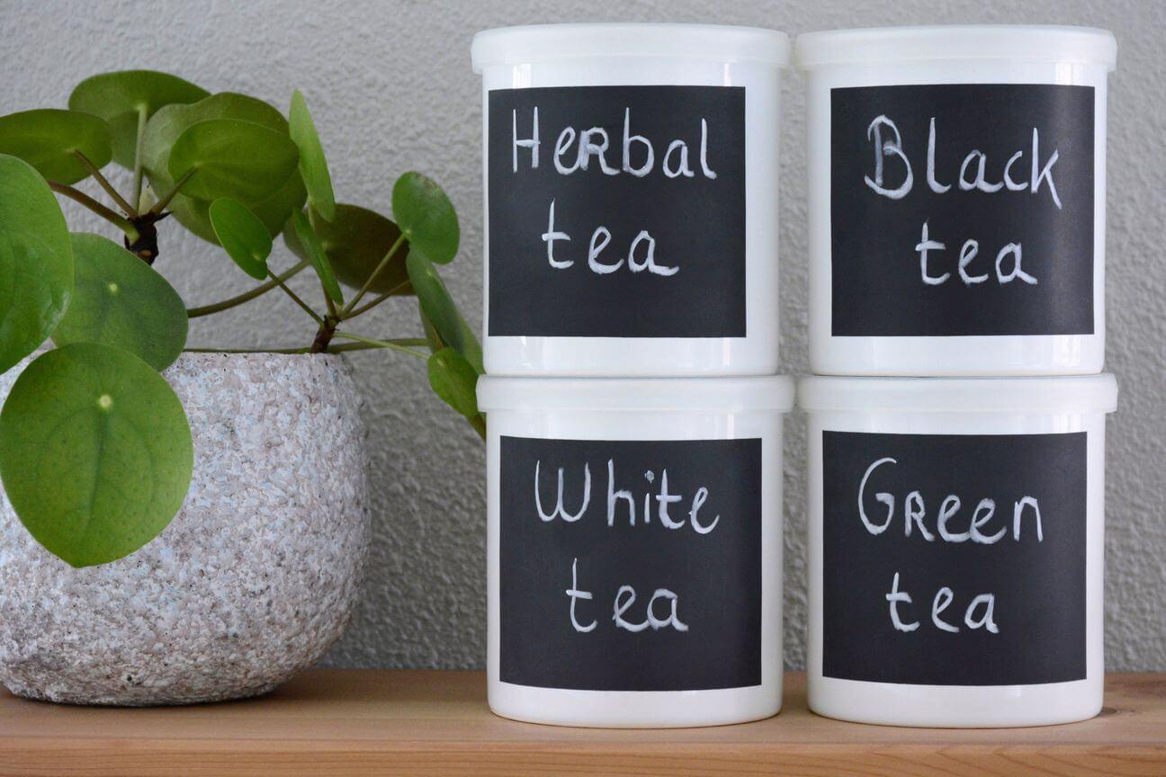 зеленый чай как хранить