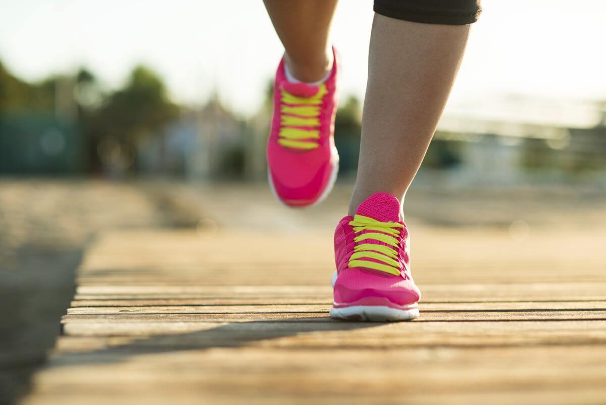 как правильно ходить для похудения