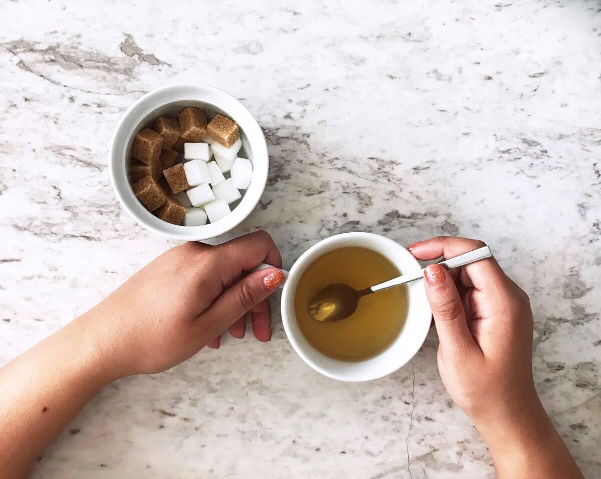 зеленый чай польза