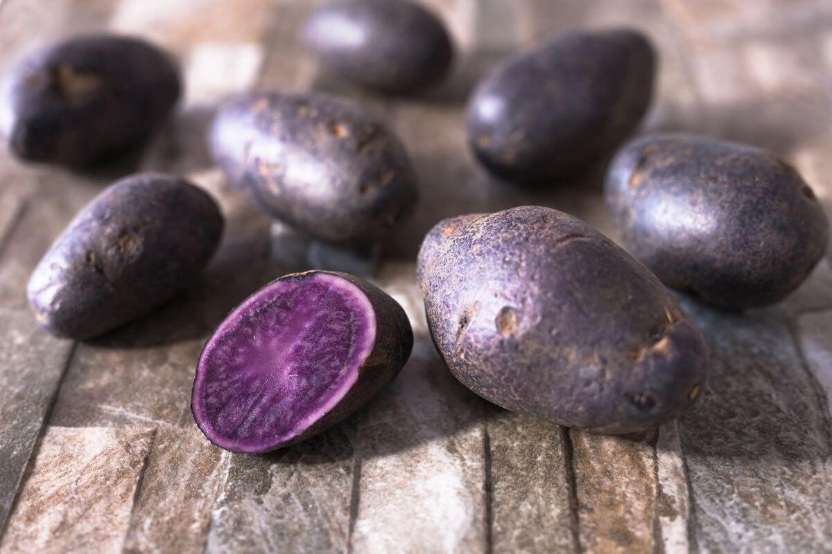 разгрузочный день на картошке