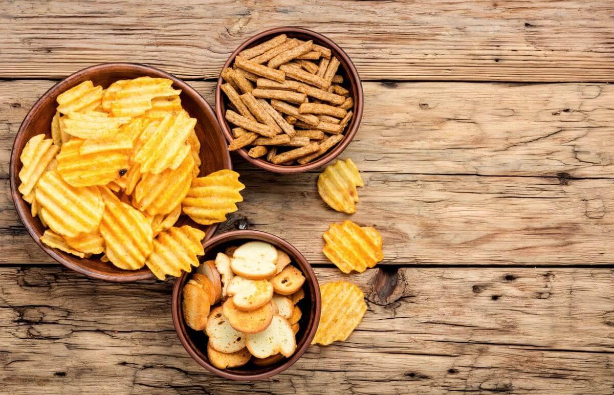 продукты которые зашлаковывают организм