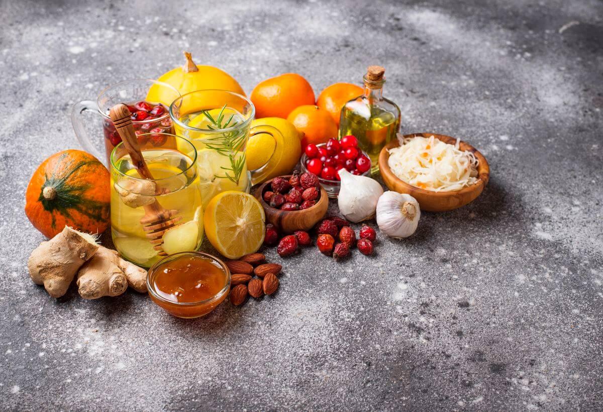питание для иммунитета