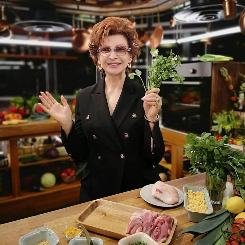роксана бабаян диета