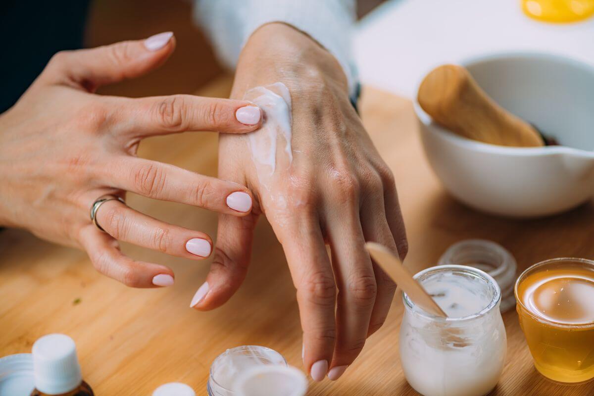 глицериновый крем для рук